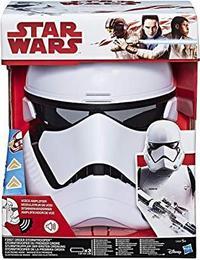 Star Wars - Episode 8 First Order Storm Trooper VC Helmet - Cover