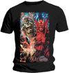 Iron Maiden - Duality Men's T-Shirt - Black (Large)