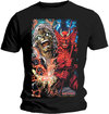 Iron Maiden - Duality Men's T-Shirt - Black (Small)