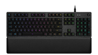 Logitech - G513 Linear Mechanical Gaming Keyboard - with Lightsync RGB