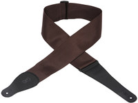 Levys M8P3-BRN Classics Series 3 Inch Polypropylene Guitar Strap with Polyester Ends (Brown) - Cover