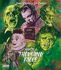 Man of a Thousand Faces (Region A Blu-ray) - Cover