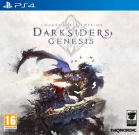 Darksiders Genesis - Collector's Edition (PS4) - Cover