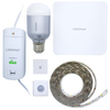 LifeSmart - Smart Home Starter Kit: Lighting Solution - White