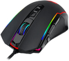 Redragon - RANGER 12400DPI 7 Button RGB Gaming Mouse - Black