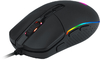 Redragon - INVADER 10000DPI 8 Button RGB Gaming Mouse - Black