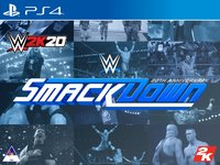 WWE 2K20 - Collector's Edition (PS4) - Cover
