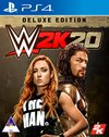 WWE 2K20 - Deluxe Edition (PS4)