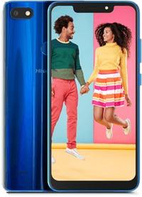 Hisense Infinity H12 Lite 6.2 Inch 32GB LTE Smarphone - Blue - Cover