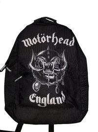 Motorhead - England Classic Backpack - Cover
