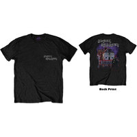 Black Sabbath - Debut Album Men's T-Shirt - Black (Medium) - Cover