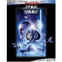 Star Wars: the Phantom Menace (Region A Blu-ray)