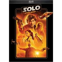 Solo: a Star Wars Story (Region 1 DVD)