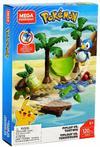 Mega Construx - Pokemon - Piplup Vs Turtwig Cover
