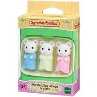 Sylvanian Families - Marshmallow Mouse Triplets