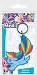 My Little Pony - Rainbow Dash Sea Pony Keychain