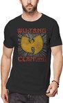 Wu-Tang Clan - Tour '93 Men's T-Shirt - Black (Medium)