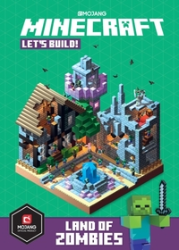 Minecraft Let's Build! - Mojang AB (Paperback) - Cover