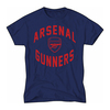 Arsenal - Men's Navy T-Shirt (Small)