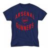 Arsenal - Men's Navy T-Shirt (Large)