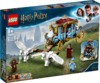 LEGO® Harry Potter - Beauxbatons' Carriage: Arrival at Hogwarts (430 Pieces)