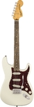Squier Classic Vibe '70s Stratocaster Electric Guitar (Olympic White)