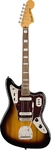 Squier Classic Vibes '70s Jaguar Electric Guitar (3-Color Sunburst)