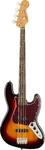 Squier Classic Vibes '60s Jazz Bass Guitar (3-Color Sunburst)