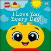 Lego Duplo I Love You Every Day! - Dk (Hardcover)