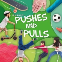 Pushes And Pulls - Steffi Cavell-Clarke (Paperback) - Cover