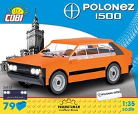 Cobi - Youngtimer Collection - FSO Polonez 1500 (79 Pieces) - Cover