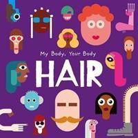 Hair - John Wood (Hardcover) - Cover