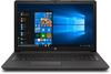 HP 250 G7 i3-7020U 4GB RAM 500GB HDD 15.6 Inch HD Notebook - Black