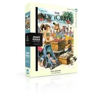 New York Puzzle Company - Small Growers Puzzle (1000 Pieces)