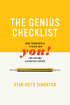 The Genius Checklist - Dean Keith Simonton (Paperback)