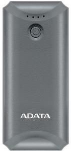 Adata - P5000 Power Bank 5000mAh - Grey