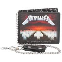 Metallica - Master Of Puppets (Embossed Wallet With Chain)