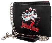 Judas Priest - British Steel (Embossed Wallet With Chain)