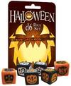 Steve Jackson Games - D6 Dice Set - Halloween