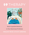 9 Therapy Book - Reid  Megan (Paperback)