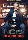 NCIS New Orleans - Season 4 (DVD)