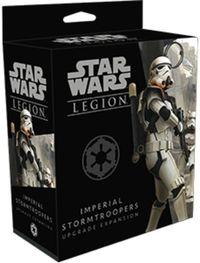 Star Wars: Legion - Imperial Stormtroopers Upgrade Expansion (Miniatures) - Cover