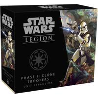 Star Wars: Legion - Phase II Clone Troopers Unit Expansion (Miniatures)