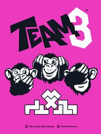 TEAM3 PINK (Party Game) - Cover