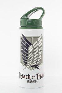 Attack On Titan Season 2 - Scouts Aluminium Water Bottle (700ml)