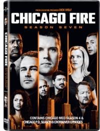 Chicago Fire - Season 7 (DVD)
