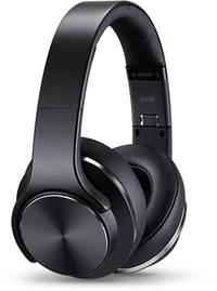 SODO MH5 Bluetooth Headset & Speaker 2-IN-1 - Black