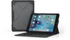 ZAGG Rugged Messenger Folio Case for 10.5 Inch Apple iPad Pro - Black