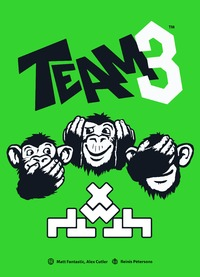 TEAM3 GREEN (Party Game) - Cover