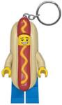 LEGO IQHK - LEGO Iconic Hot Dog Guy Key Chain Light